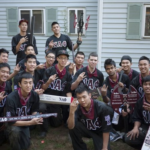 Rutgers Asian Interest Fraternity Charter